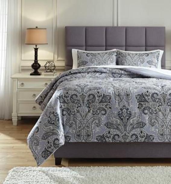 Queen Comforter Set-3617281