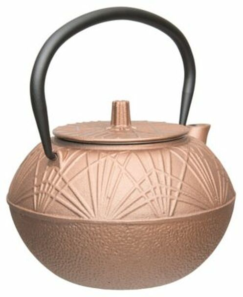 1.06 Qt. Studio Cast Iron Teapot-3636554