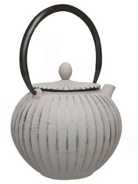 1.06 Qt. Studio Cast Iron Teapot-3636556