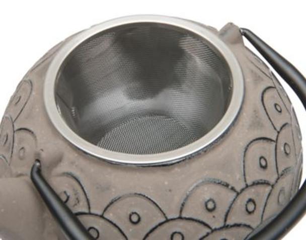 0.8 Qt. Studio Cast Iron Teapot-3636557