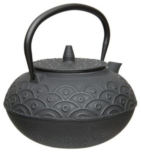 1.48 Qt. Studio Cast Iron Teapot-3636560