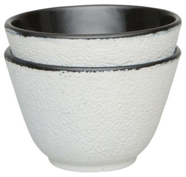 Cast iron Tea Cup-Set of 2-3636562