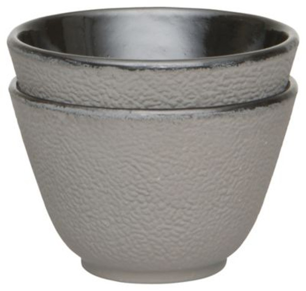 Studio Cast Iron Tea Cup-Set of 2-3636564