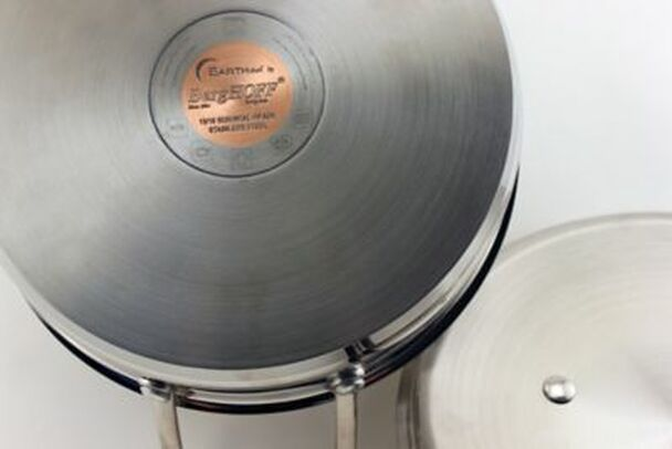 "10"" Premium Covered Deep Skillet-3636638"