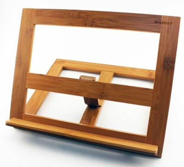 Bamboo Cookbook Holder-3636667