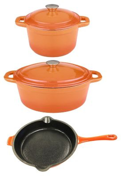 Neo Cast Iron 5-Piece Set-3636701