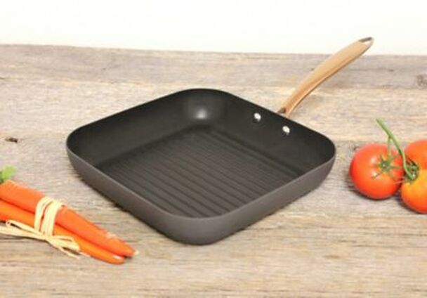 Ouro Square Grill Pan-3636804