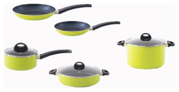 Eclipse 8-Piece Non-Stick Cookware Set-3636835
