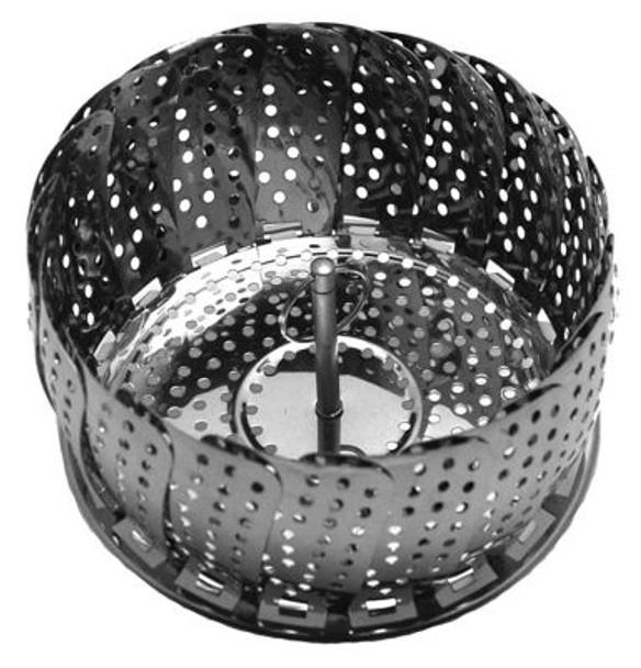 Stainless Steel Steamer Basket-3636879