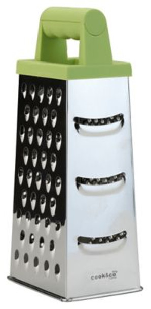 """Cook & Co 6.5"""" 4-Sided Grater-3636935"""
