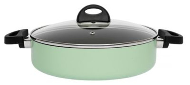 "Eclipse 10.25"" Covered 2-Handle Saute Pan -3636971"