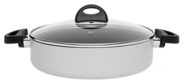 "Eclipse 10.25"" Covered 2-Handle Saute Pan-3636983"