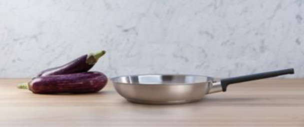 """Ron 10"""" Stainless Steel Fry Pan-3637038"""