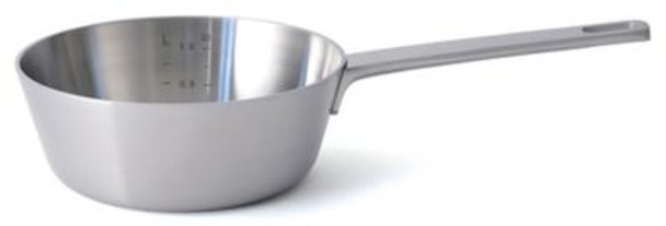 """Ron 5-Ply 7"""" Conical Sauce Pan-3637040"""