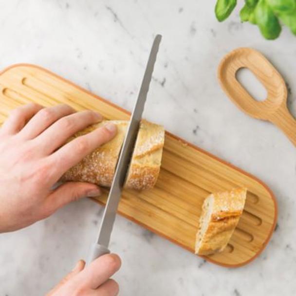 Leo Bamboo Long Cutting Board-3637121