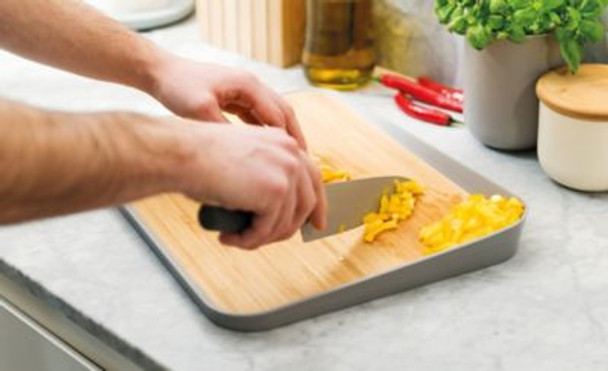 Leo Bamboo Anti-Slip Cutting Board-3637122