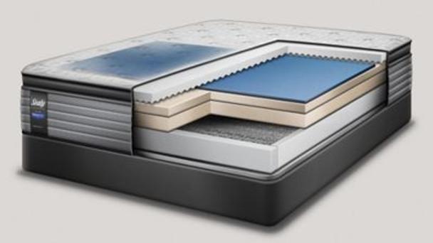 Response Performance Plush Pillowtop Mattress - Twin -3760260