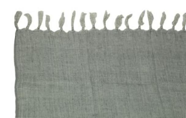Lemmy Heavy Linen Throw-3784613