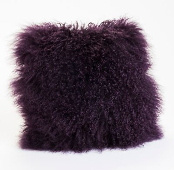 Lamb Fur Pillow-3785322