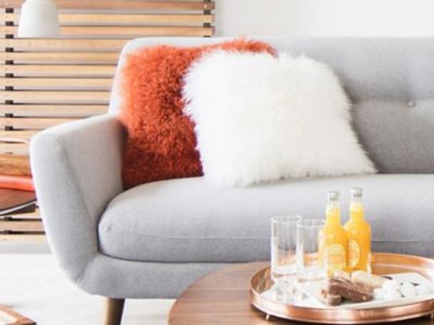 Lamb Fur Pillow-3785323