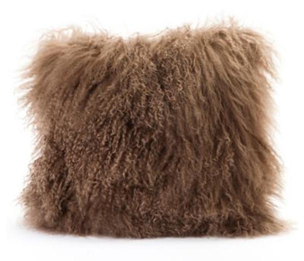 Lamb Fur Pillow-3785324