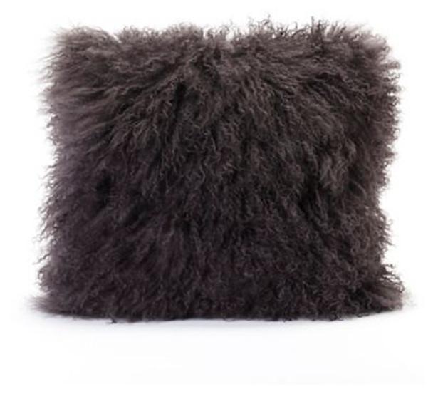 Lamb Fur Pillow-3785326