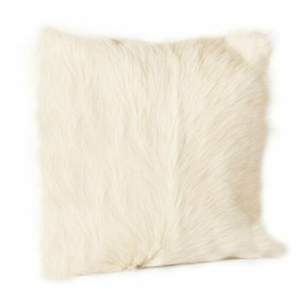 Goat Fur Pillow-3785335