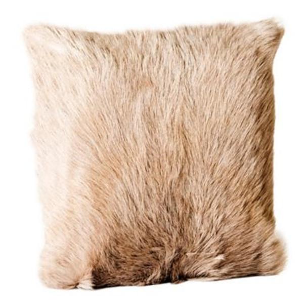 Goat Fur Pillow-3785336