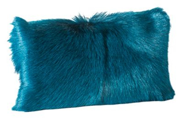 Goat Fur Bolster Pillow-3785340