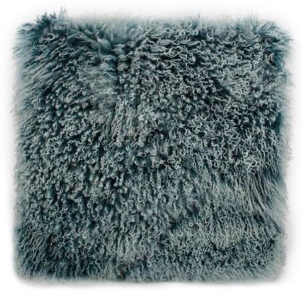 Lamb Fur Large Pillow-3785344