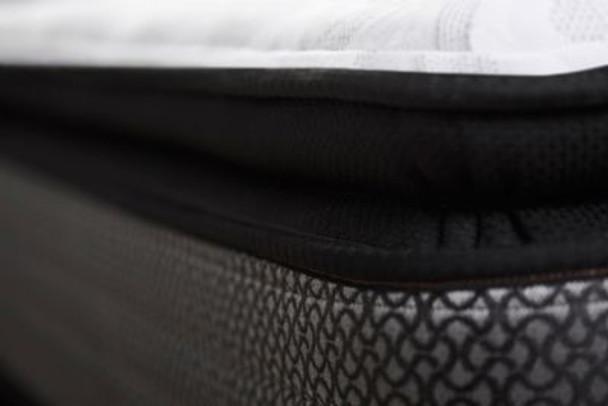 "Sealy Response Performance 13.5"" Twin Plush Pillowtop Mattress with 5"" Low Profile Foundation Set-3786115"