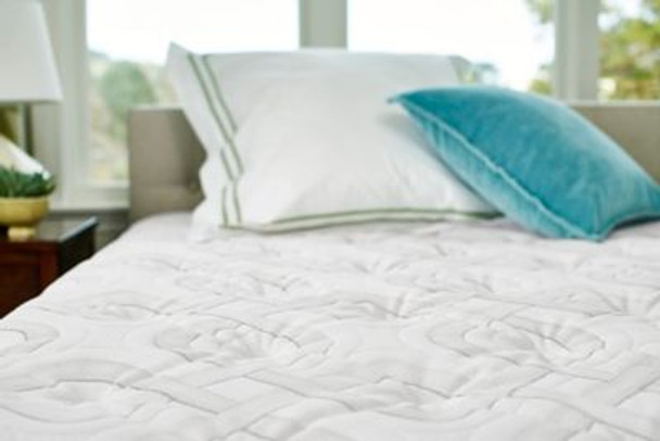 "Sealy Response Premium 14"" Queen Plush Pillowtop Mattress with 5"" Low Profile Foundation Set-3786165"