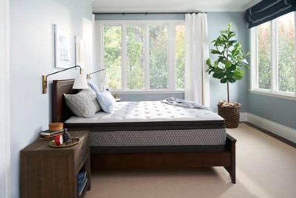 Response Essentials Queen Plush Pillowtop Mattress-3786262