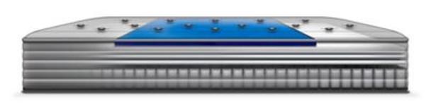 "Sealy Response Performance  13.5"" Full Plush Pillowtop Mattress-3786321"