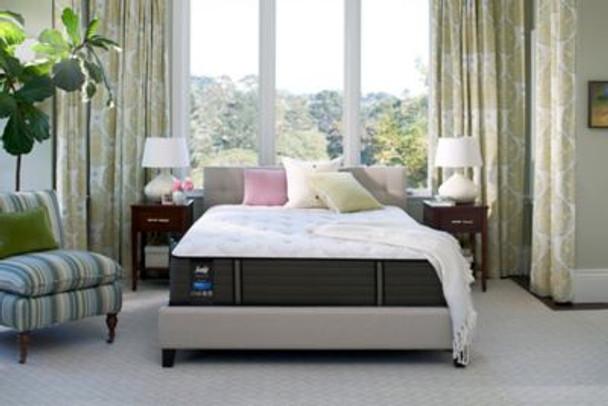 "Sealy Response Premium 13"" Queen Plush Tight Top Mattress-3786353"