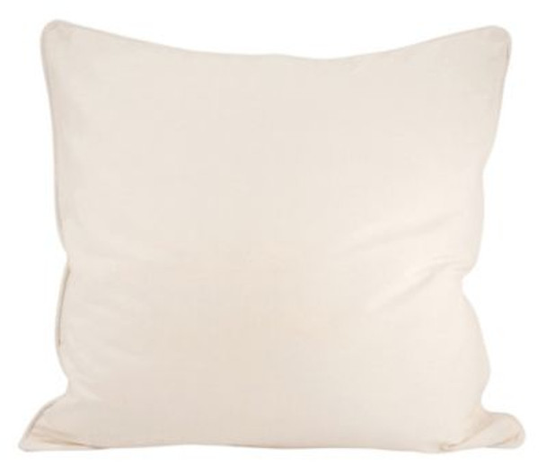 "Chambray 24""x24"" Pillow-3886742"