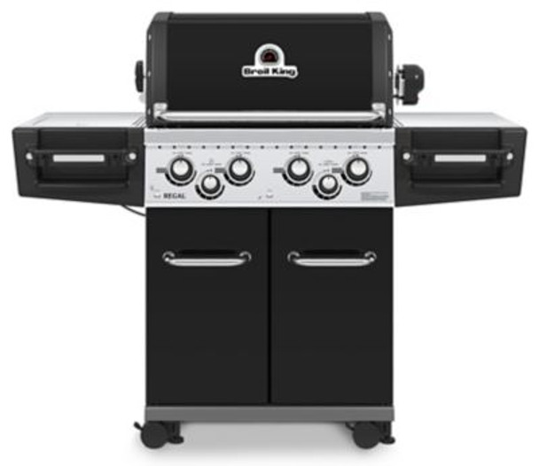 Regal 490 Pro Grill-Liquid Propane-3931060