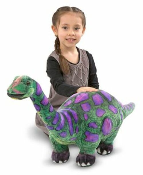 Apatosaurus Giant Stuffed Animal-3931088