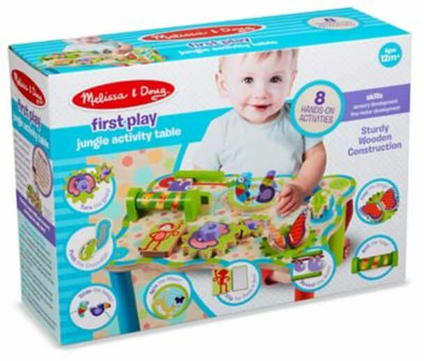 Jungle Activity Table-3941088