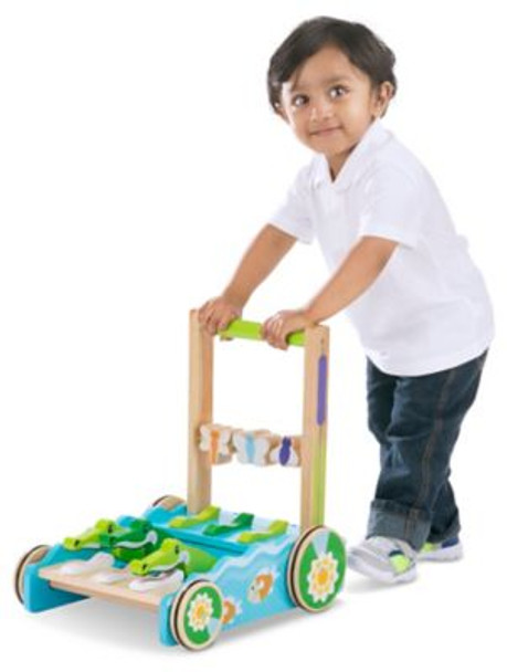 First Play Chomp and Clack Alligator-3941097