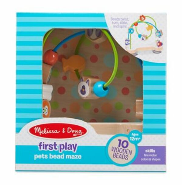 First Play Pets Bead Maze-3941109