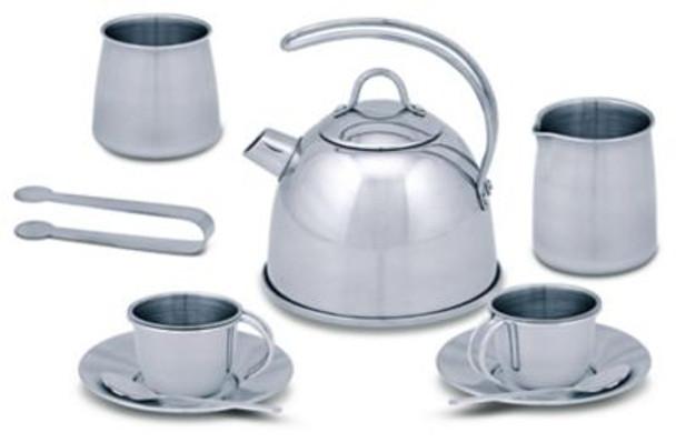Metal Tea Set-3941111