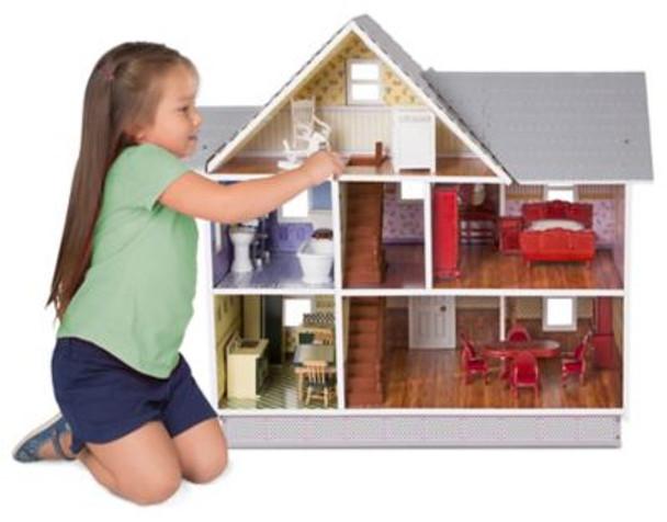 Victorian Dollhouse-3941112