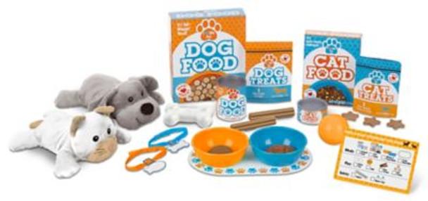 Feed and Play Pet Treats Play Set-3941124