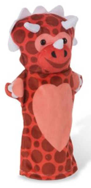 Dinosaur Friends Hand Puppets-3941126