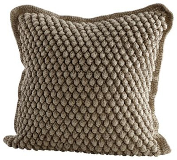 Bubble Knit Pillow-4020821