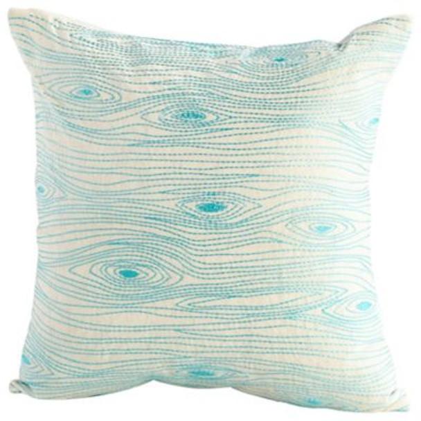 Peacock on the Farm Pillow-4020850