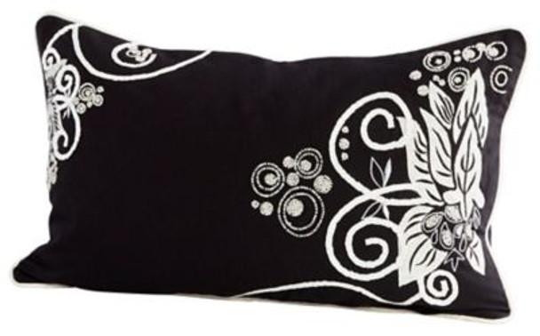 Snow Blossom Pillow-4020861
