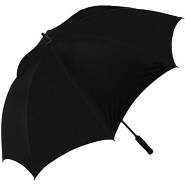 """62"""" Windproof Umbrella - Black-4035849"""