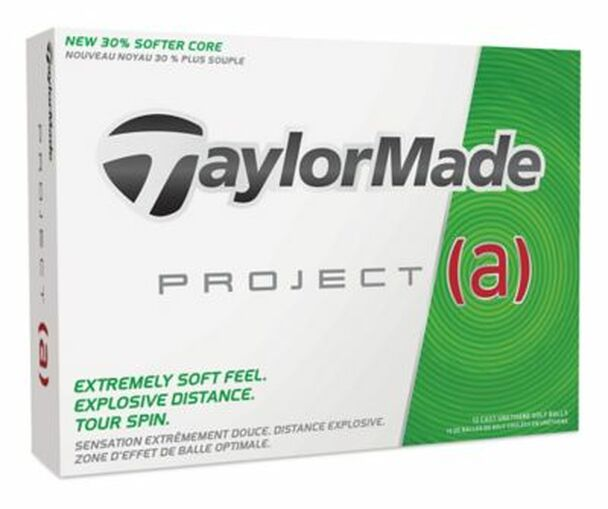 Project A Golf Balls - 1 Dozen-4035930